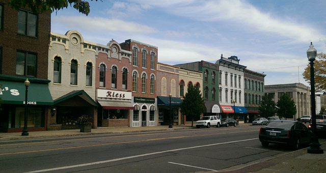 Downtown Coldwater