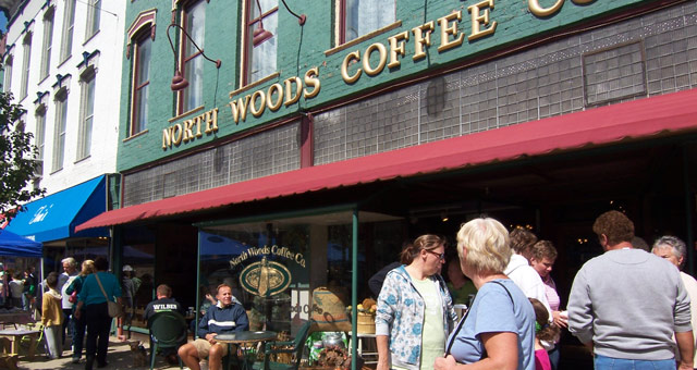 North Woods Coffee